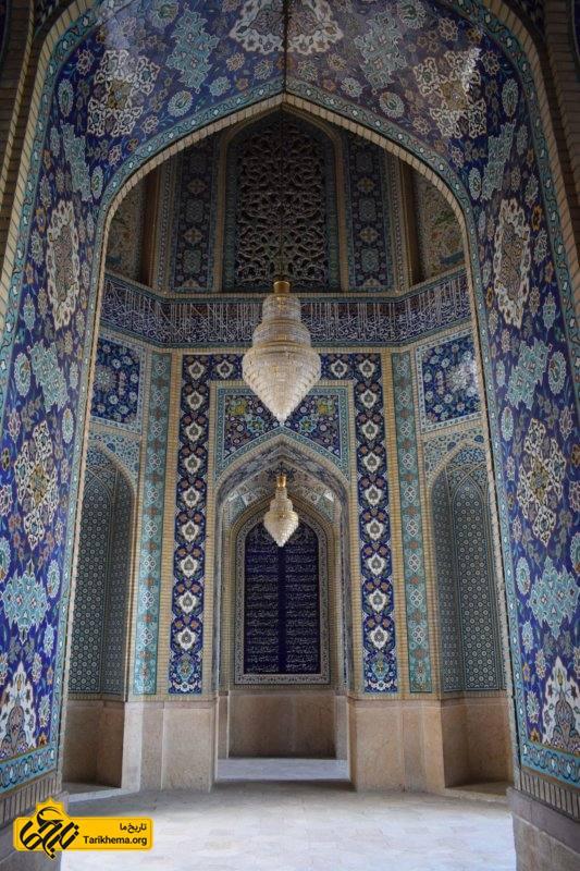 معماری زیبای مسجد