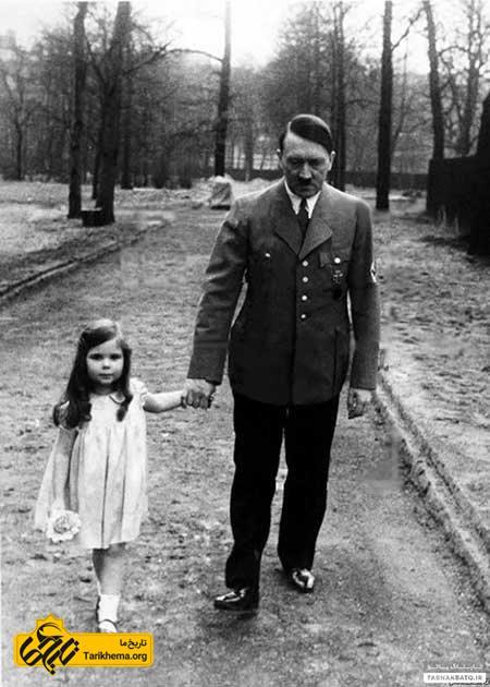 چرا بانوی اول آلمان نازی فرزندانش را کشت؟!