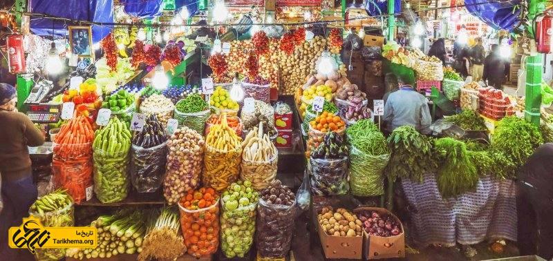 Image result for بازار تجریش