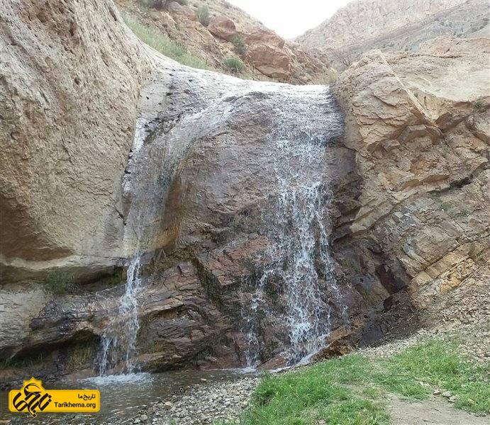 آبشار های منطقه