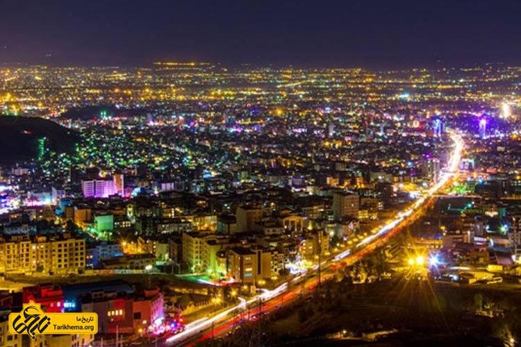 تفریحات جمعه تهران