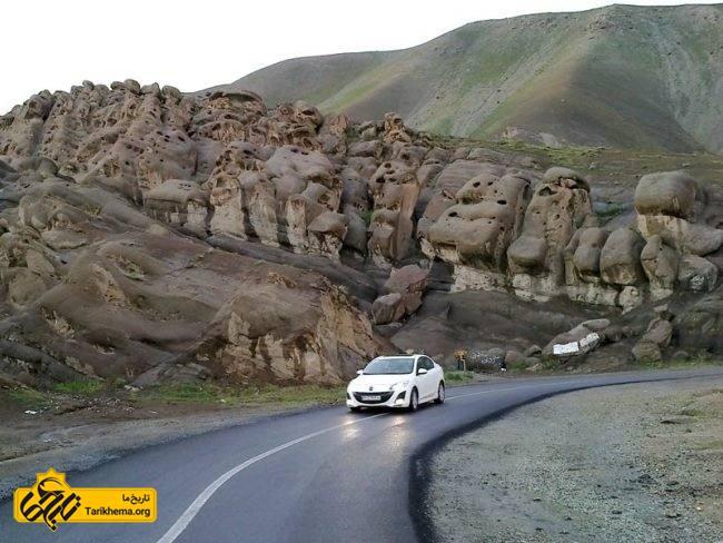 روستای وردیج تهران