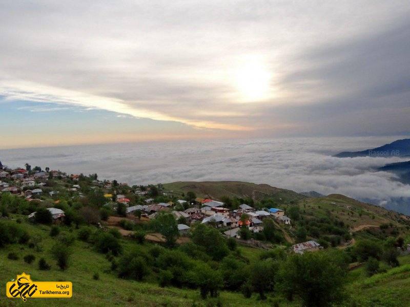 طبیعت چشم نواز روستا