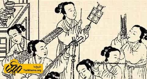 موسیقی چین باستان