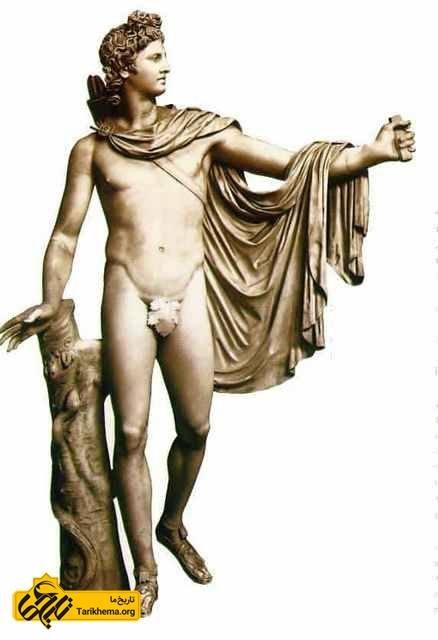 10 خدای یونان