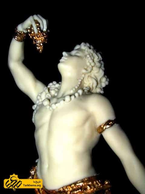 دیونیسوس خدای یونان