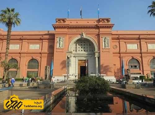 موزه آثار هنری مصر