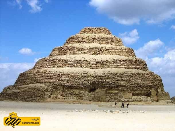 هرم جوزر مصر