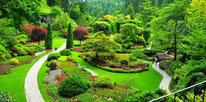 باغ موزه ی گیاه شناسی تهران