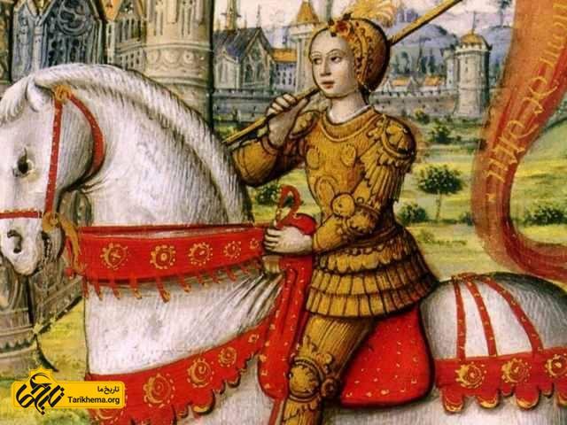 نقش زن در قرون وسطی