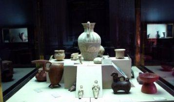 موزهی آبگینه و سفالینه