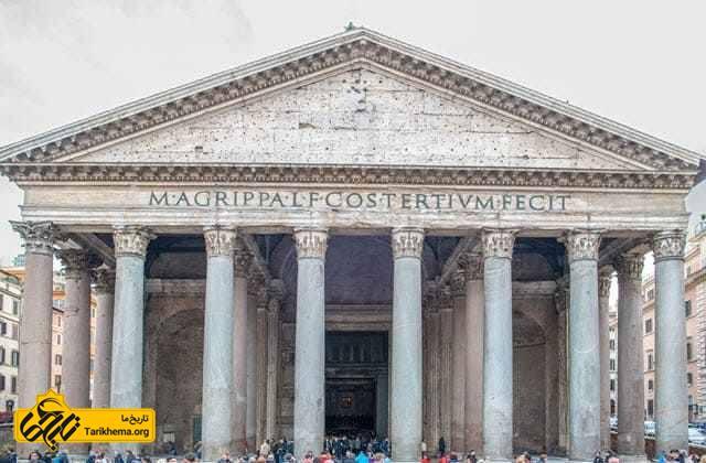 پانتئون روم باستان