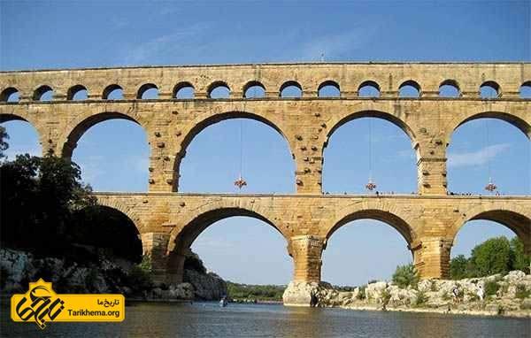 پونت دو گارد روم باستان
