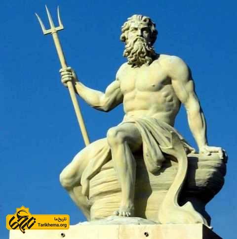 پوسیدون خدای یونان
