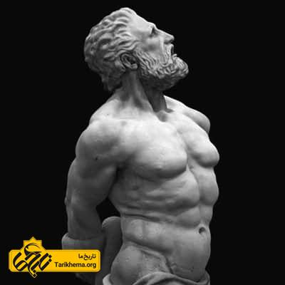 پرومتئوس خدای یونان