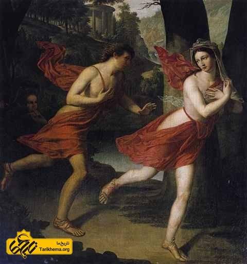داستان آپولو و کاساندرا