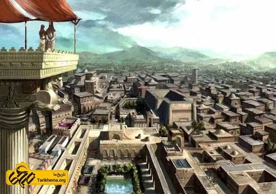 تمدن فارس ها