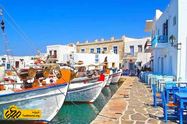پاروس یونان