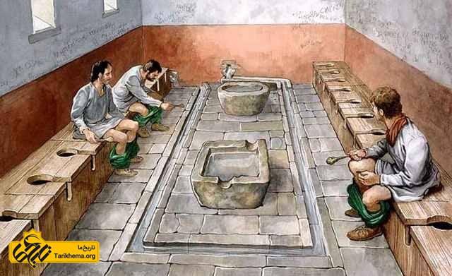 مالیات بر ادرار در روم باستان