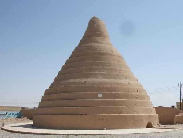 سیستم خنک کننده ایران باستان