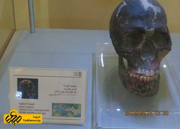 موزه پارینه سنگی کرمانشاه
