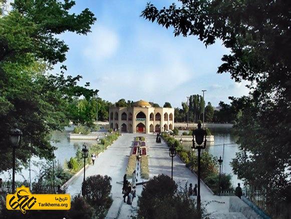 آثار باستانی تبریز شاه گلی