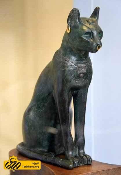 حیوانات مقدس در مصر باستان