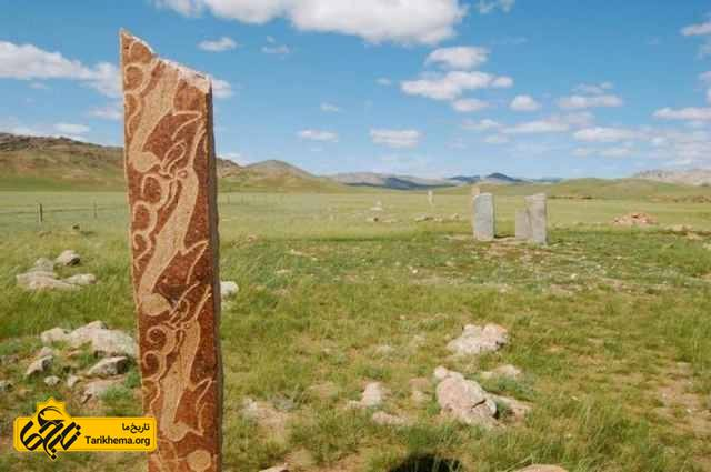 مقبره چنگیز خان مغول