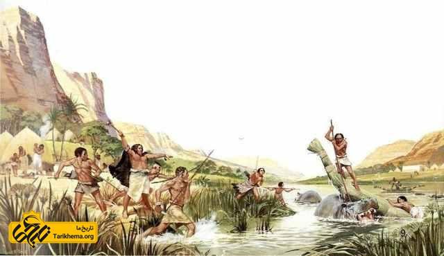 مصر ما قبل تاریخ