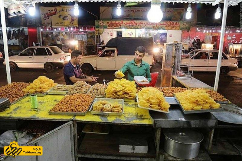 بازار لشکرآباد
