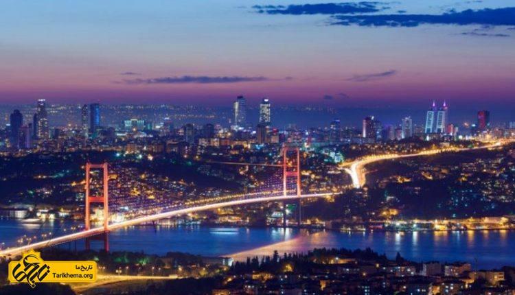 چگونه بریم ترکیه؟