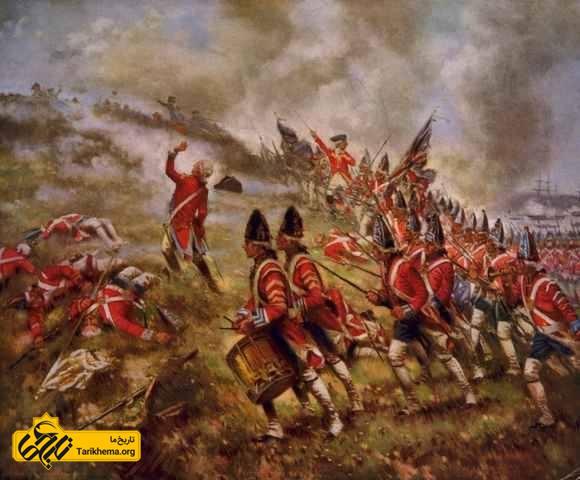 حمله امپراطوری بریتانیا