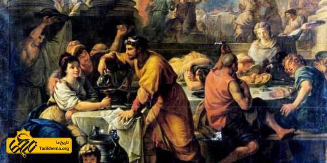 جابجایی ارباب و برده در ساترنالیا