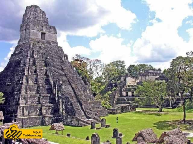 تمدن های پیشرفته باستان