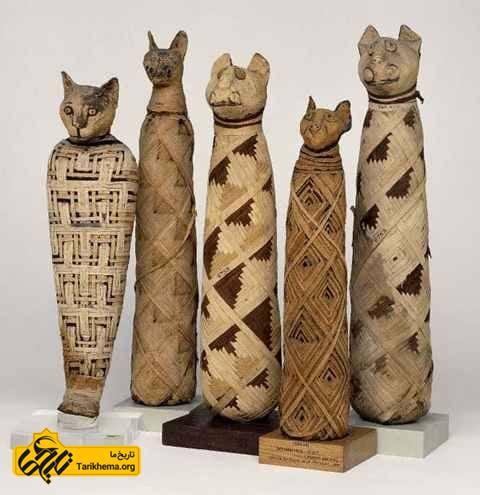 مومیایی در مصر باستان