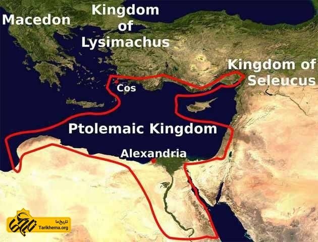 امپراطوری بطلیموسی