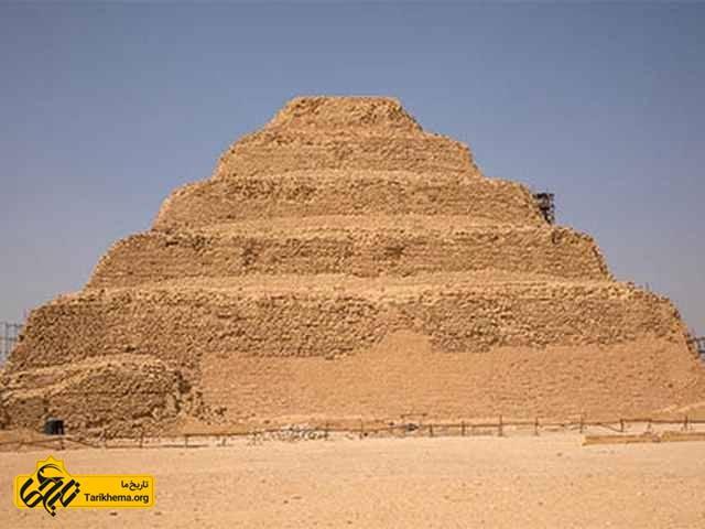 معروف ترین اهرام مصر