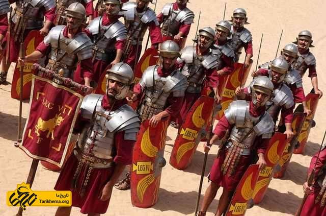 لژیونرهای رومی