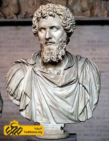 سپتیمیوس سوروس، امپراطور رومی