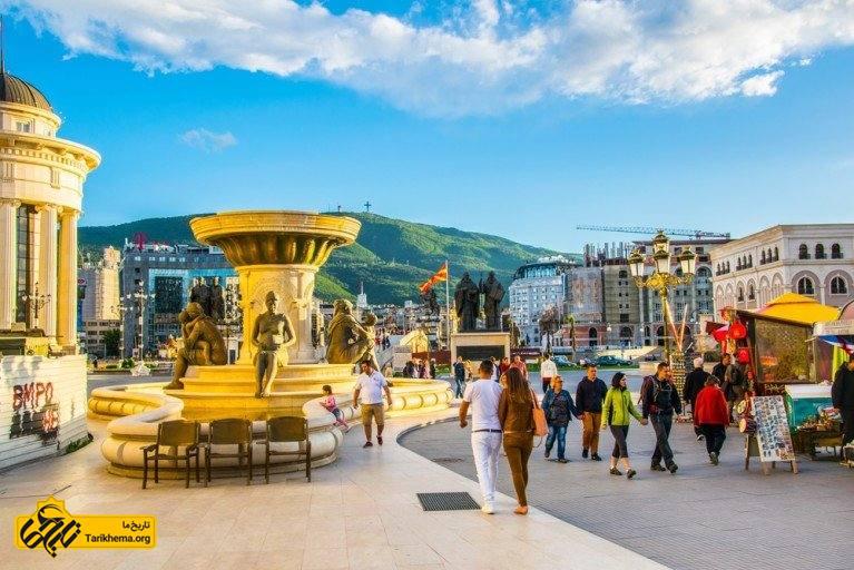 جاذبه های گردشگری در شهر
