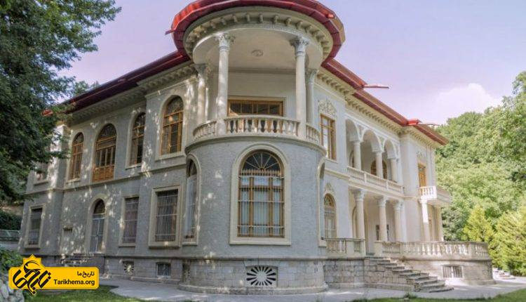 باغ موزه قصر