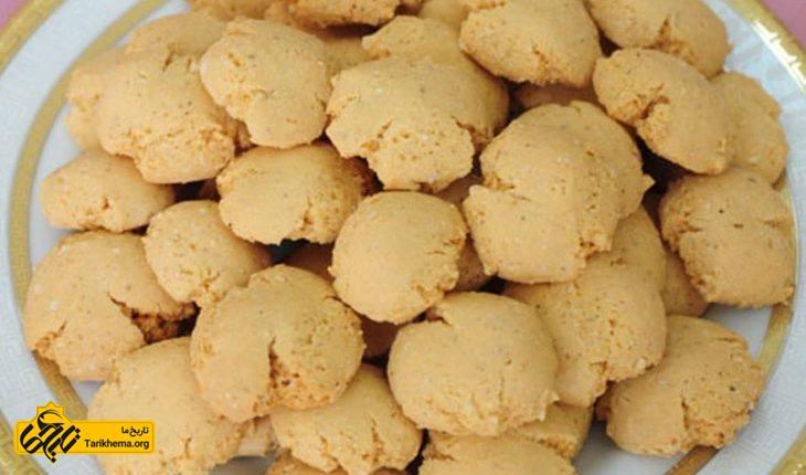 شیرینی حاجی بادوم