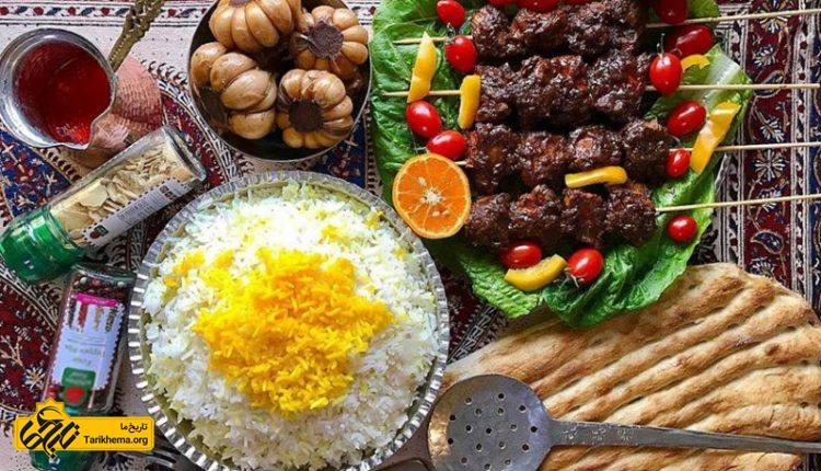 غذاهای سنتی رشت