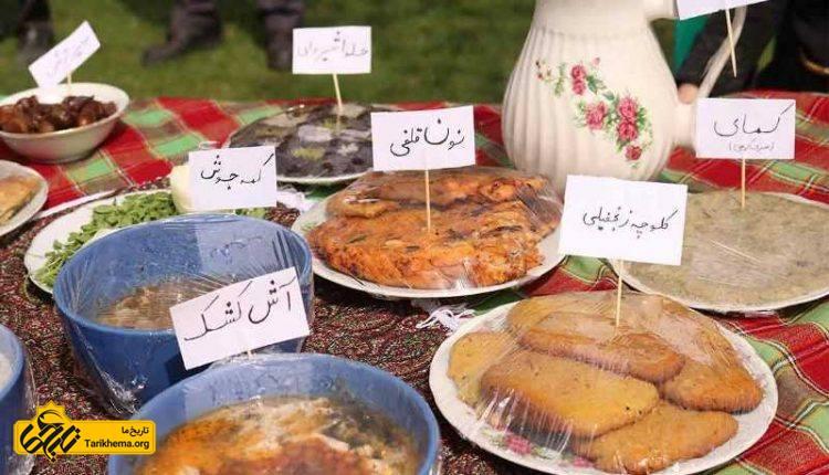 غذاهای محلی سبزوار