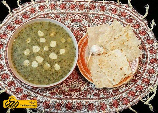 غذاهای محلی یاسوج