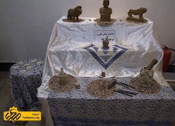موزه باستان شناسی شهر کرد
