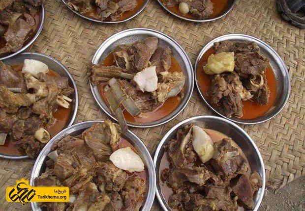 غذاهای محلی زاهدان