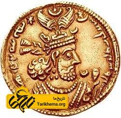 سکهای با نقش خسرو پرویز