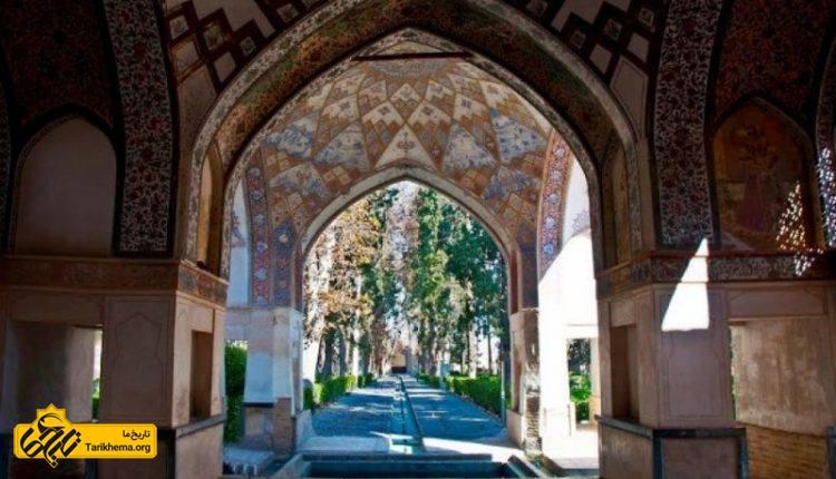 موزه باغ فین کاشان