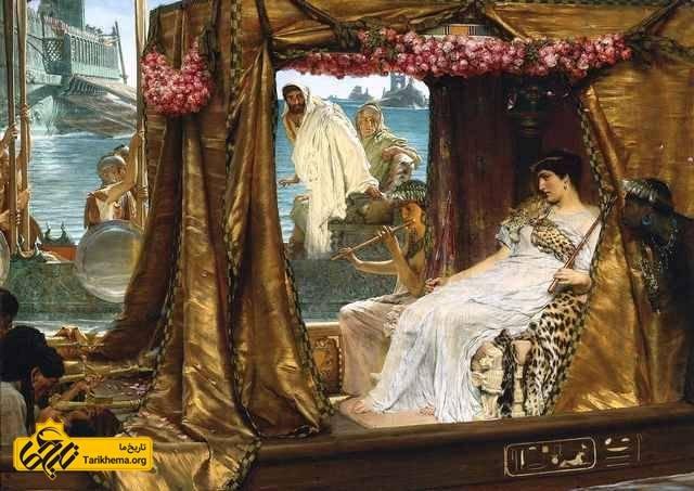 کلئوپاترا، آخرین ملکه مصر